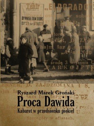 Proca Dawida. Kabaret w przedsionku - okładka książki