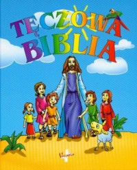 Tęczowa Biblia - Małgorzata Biegańska-Bartosiak - okładka książki