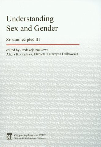 Understanding Sex and Gender - okładka książki