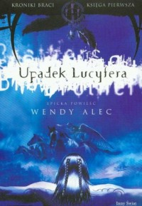 Upadek Lucyfera - okładka książki