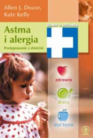 Astma i alergia. Postępowanie z - okładka książki
