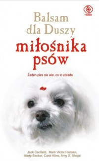 Balsam dla duszy miłośnika psów - okładka książki