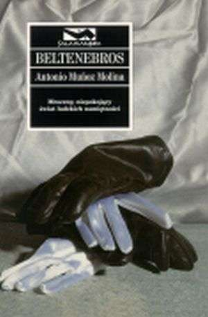Beltenebros - okładka książki