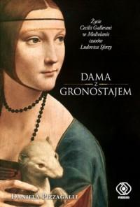Dama z gronostajem - okładka książki