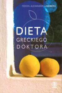 Dieta greckiego doktora - Fedon Alexander Lindberg - okładka książki