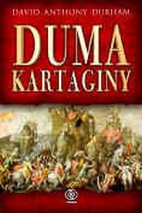 Duma Kartaginy - David A. Durham - okładka książki