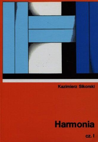 Harmonia cz. 1 - okładka podręcznika
