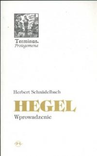 Hegel. Wprowadzenie - okładka książki