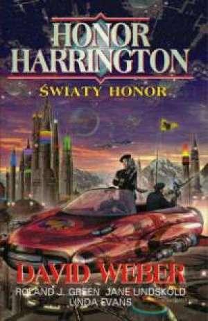 Honor Harrington. Światy honor - okładka książki