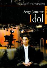 Idol - Serge Joncour - okładka książki