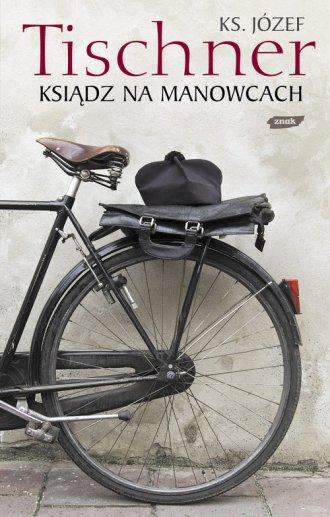 Ksiądz na manowcach - okładka książki