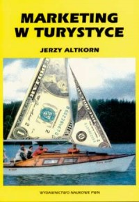 Marketing w turystyce - okładka książki