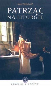 Patrząc na liturgię - okładka książki