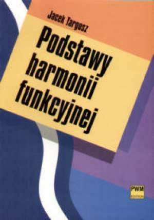 Podstawy harmonii funkcyjnej - okładka podręcznika