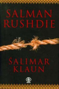 Śalimar klaun - okładka książki