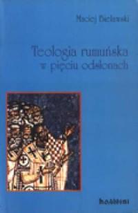 Teologia rumuńska w pięciu odsłonach - okładka książki