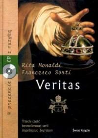 Veritas (+ CD) - okładka książki