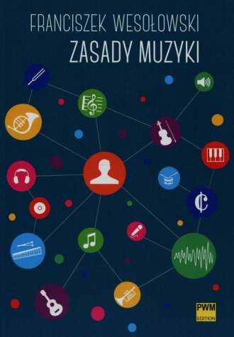 Zasady muzyki - okładka podręcznika