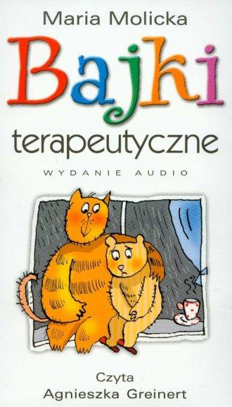 Bajki terapeutyczne (CD audio) - pudełko audiobooku