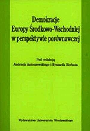 Demokracje Europy Środkowo-Wschodniej - okładka książki