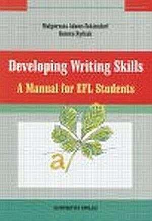 Developing Writing Skills. A Manual - okładka książki