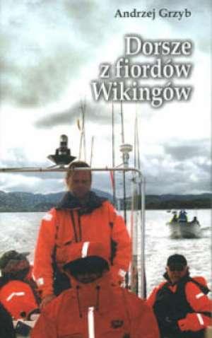 Dorsze z fiordów Wikingów - okładka książki