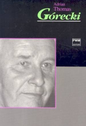 Górecki - okładka książki