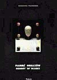 Grzegorz Przyborek - pamięć obrazów - okładka książki