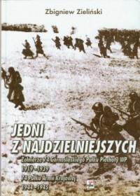 Jedni z najdzielniejszych. Żołnierze 74 pułku Armii Krajowej - okładka książki