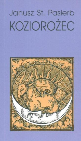 Koziorożec - okładka książki