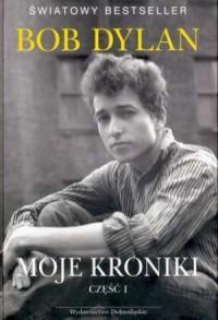 Moje kroniki cz. 1 - okładka książki
