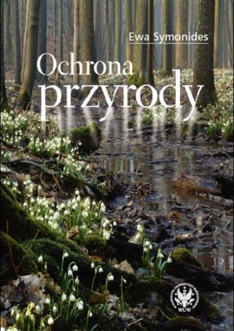 Ochrona przyrody - okładka książki