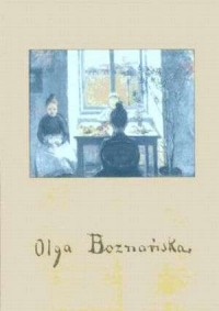 Olga Boznańska. Malarstwo - okładka książki