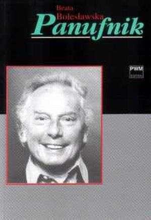 Panufnik - okładka książki