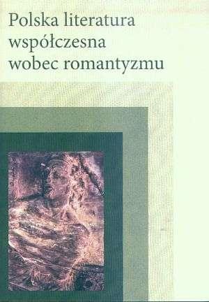 Polska literatura współczesna wobec - okładka książki