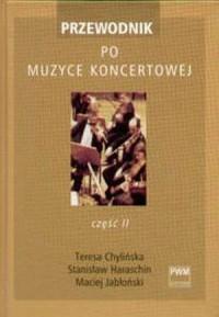 Przewodnik po muzyce koncertowej. Tom 2 (M-Ż) - okładka książki