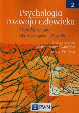 Psychologia rozwoju człowieka. - okładka książki