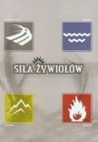 Siła żywiołów (skrypt) - okładka książki