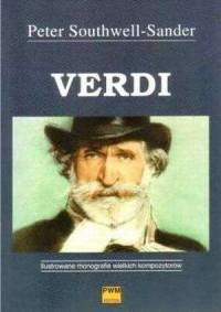 Verdi. Ilustrowane monografie wielkich kompozytorów - okładka książki