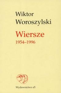 Wiersze 1954-1996 - okładka książki