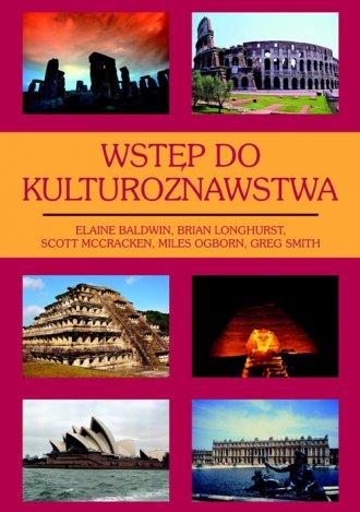 Wstęp do kulturoznawstwa - okładka książki