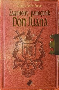 Zaginiony pamiętnik Don Juana - okładka książki