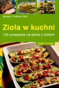 Zioła w kuchni - okładka książki