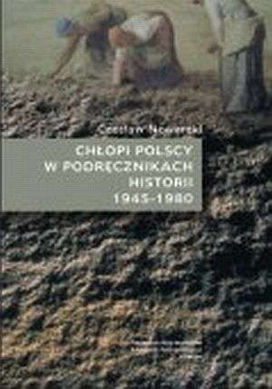 Chłopi polscy w podręcznikach historii - okładka książki