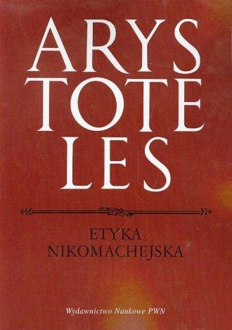 Etyka Nikomachejska - okładka książki