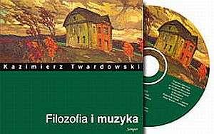 Filozofia i muzyka (+ CD) - okładka książki
