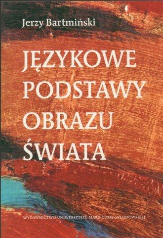 Językowe podstawy obrazu świata - okładka książki