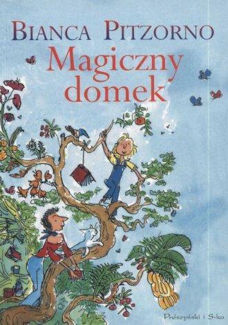 Magiczny domek - okładka książki