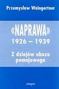 Naprawa (1926-1939) - okładka książki