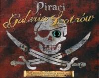 Piraci. Galeria łotrów - John Matthews - okładka książki